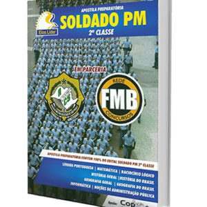 Apostila Soldado Polícia Militar de São Paulo