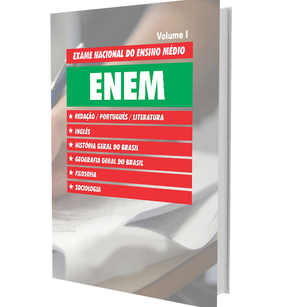 Apostila ENEM Volume 1