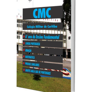 Apostila Colégio Militar de Curitiba - 6º Ensino Fundamental