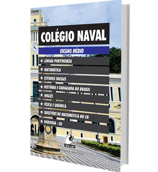 Elos Líder Apostila Concurso Colégio Naval
