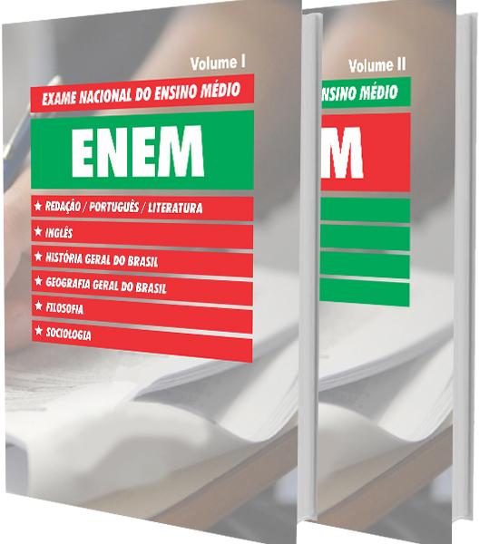 Apostila ENEM Volume 1 e 2