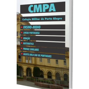Apostila Colégio Militar de Porto Alegre - Ensino Médio