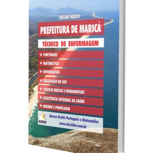 Apostila Preparatória Concurso Prefeitura de Maricá Técnico de Enfermagem